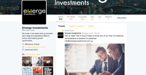 Emerge Investments Twitter